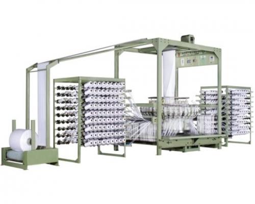 Оборудование для плетения овощной сетки из ПП нити