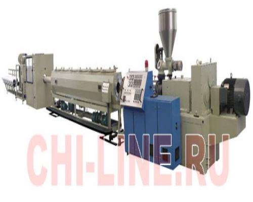 Линия SJSZ-51/105 для производства декинга ДПК (древесно-полимерный композит)