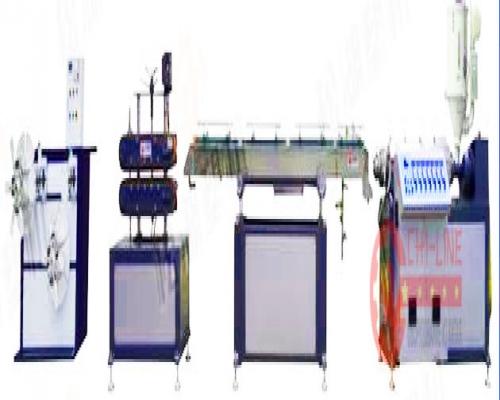 Оборудование из Китая для производства круглой пластиковой проволоки Ø 1,75-3мм из АВС