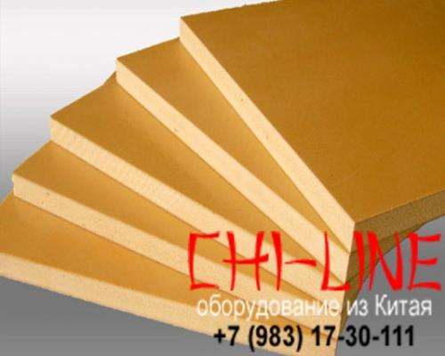 опалубка древесно-полимерный композит