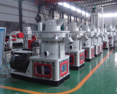 Оборудование из Китая для пеллет