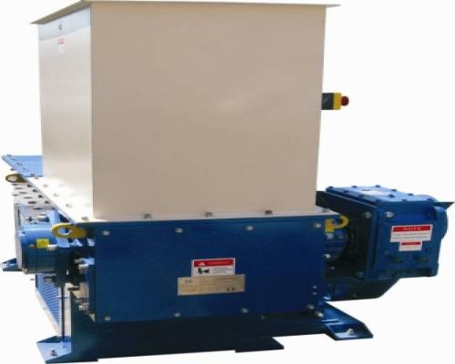 Шредер для полимеров производительность 500-600 кг/час
