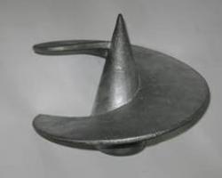 Литой наконечник 133/350