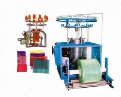 Станок для плетения рукава сетки из ПЭ или ПП