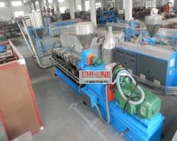 Гранулятор дпк SPJ-65, производительность дпк-гранул: 250кг/час