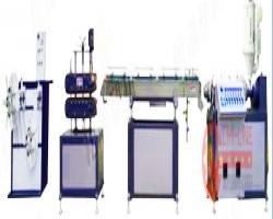 Экструзионная линия для производства круглой пластиковой проволоки Ø 1,75-3мм из АВС-пластика или полиактида (ПЛА)