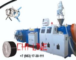 Оборудование для производства круглой пластиковой проволоки из ПЭ, ПП, ПА или ПЭТ
