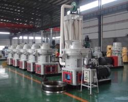 Оборудование для производства пеллет, производительность 2500-3000 кг/ч
