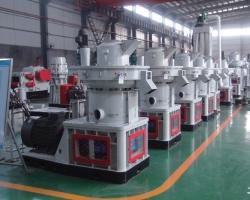 Оборудование для производства пеллет, производительность 1000-1500 кг/ч