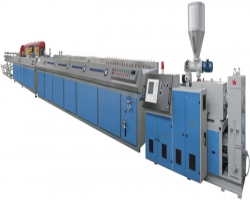 Оборудование YF200 для производства профиля оконного и дверного из ПВХ и ДПК